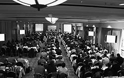 Filmproduktion, Dreharbeiten: Konferenzdokumentation der Betriebsrätekonferenz / GDL in Dresden