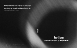 Videoinstallation / Bühnenprojektion: Notendruck