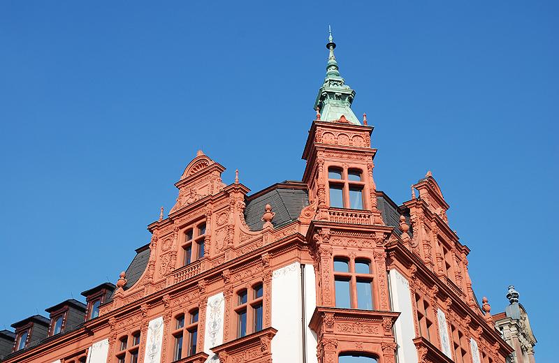 reprŠsentatives GrŸnderzeithaus Leipzig