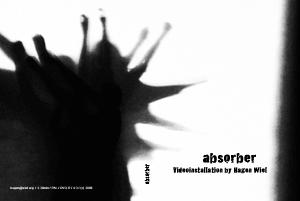Interaktive Videoinstallation: absorber – Filmproduktion Leipzig, Halle, Dresden