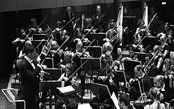 Konzertaufnahme: Junge Sinfonie Berlin
