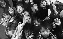 Imagefilm Leipzig: Kindergartenorchester