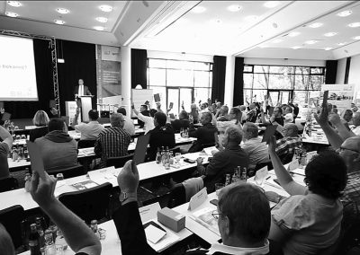 Livestream / Liveübertragung einer Konferenz
