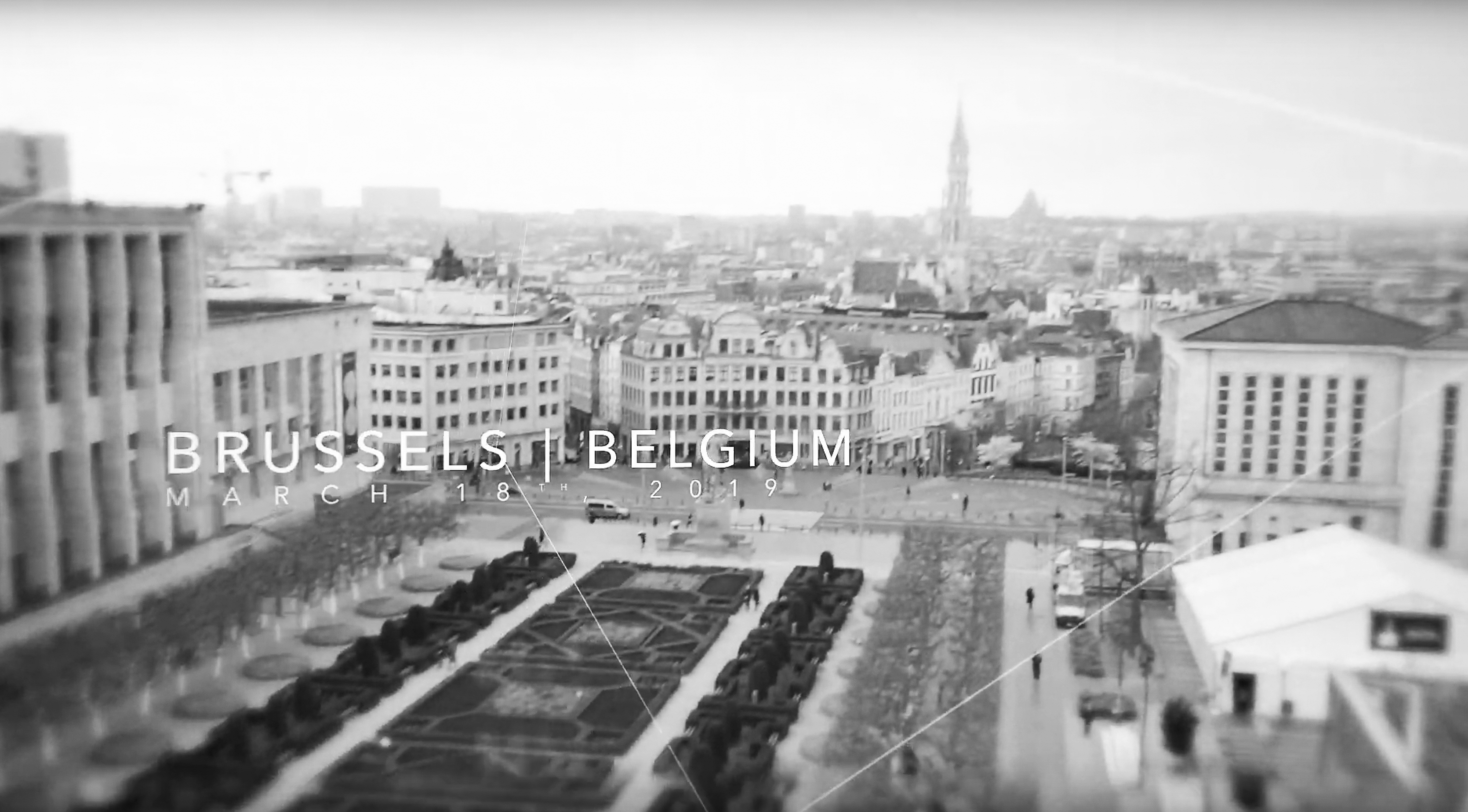 Videoproduktion Gesundheitskommunikation – Kongressfilm Brüssel