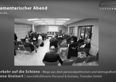 Anbieter Live Stream Berlin – Parlamentarischer Abend