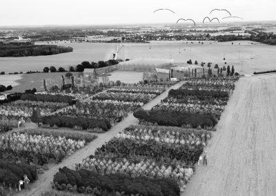Videoproduktion Drohnenaufnahmen / Luftbildaufnahmen Leipzig
