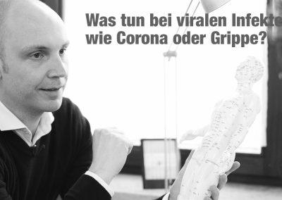 Filmproduktion TCM – viraler Infekt / Corona
