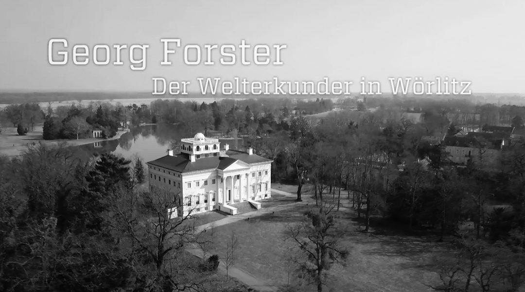Filmproduktion Luftbilder / Drohnenaufnahmen Leipzig, Wörlitz für Dokumentarfilm