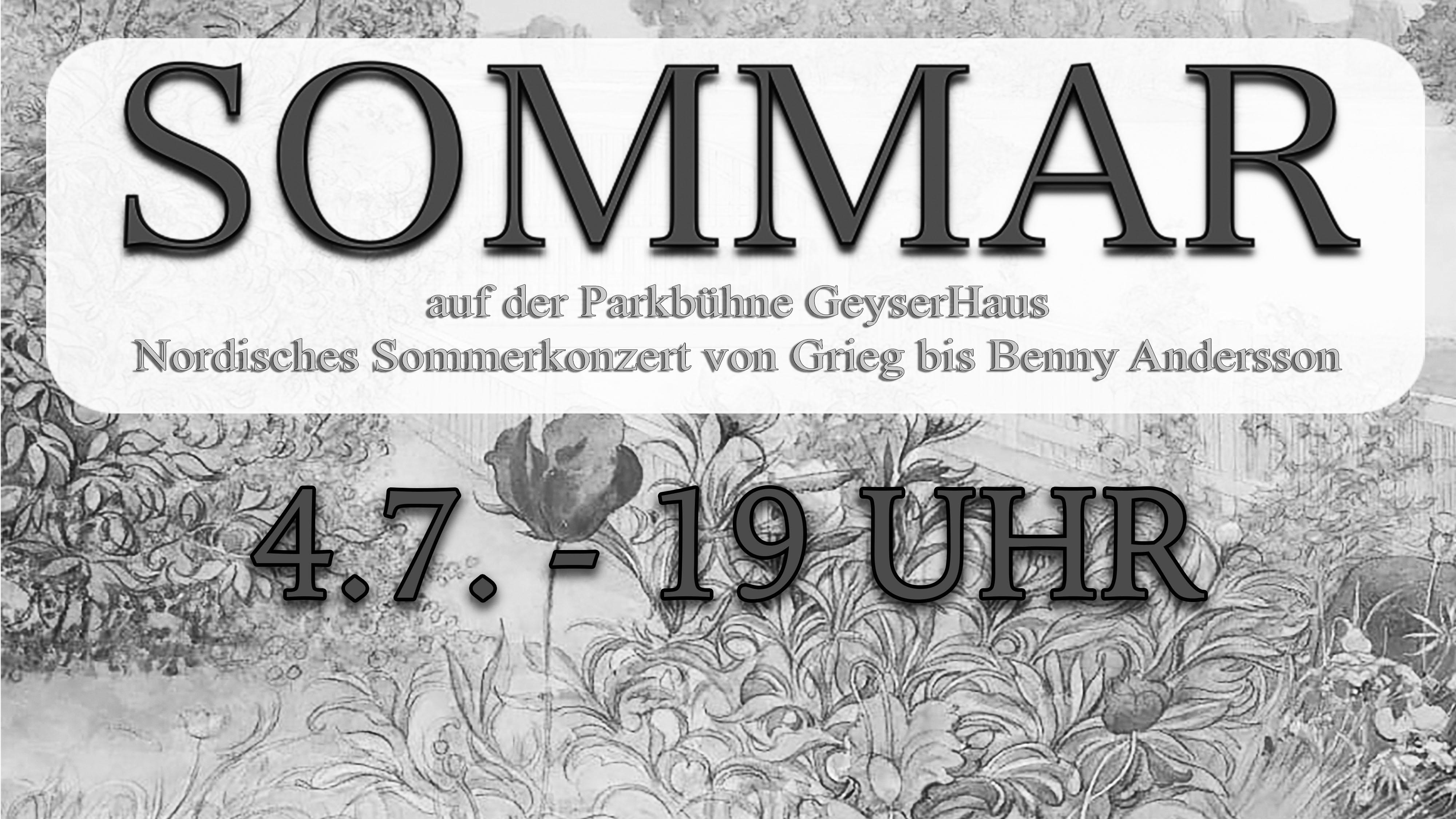 Live Stream Firma für Bühnenübertragung – SOMMAR – Livestream Anbieter Leipzig