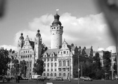 Videodokumentation Leipzig – Leuschner Platz – Veranstaltung / Event