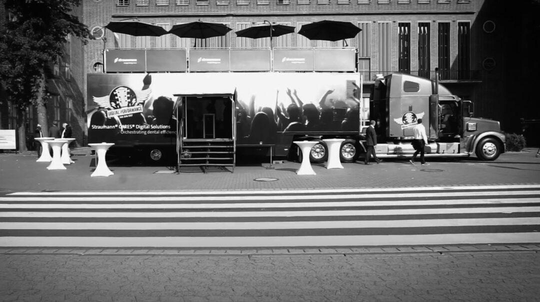 Eventfilm Showroom Truck – Roadshow Videoproduktion